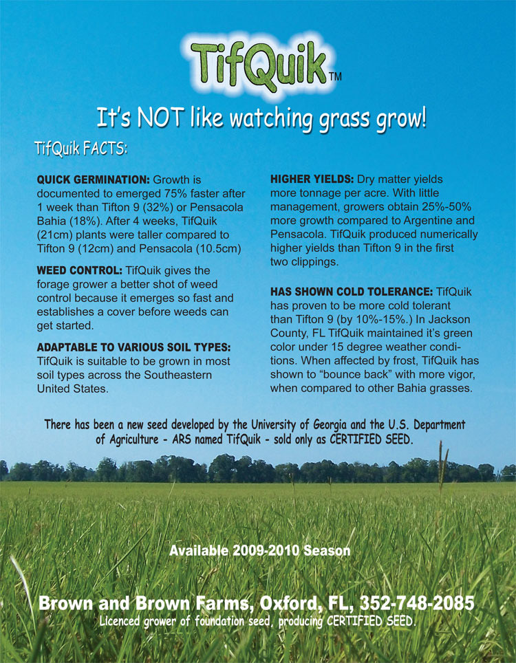 AgriPROMO Agricultural Promotions – Sample Sales Sheet